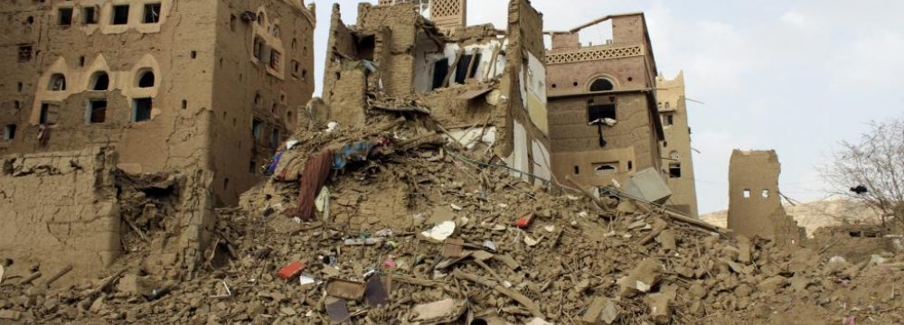 36 Yemeni Civilians Killed in Saudi-Led Air Raids