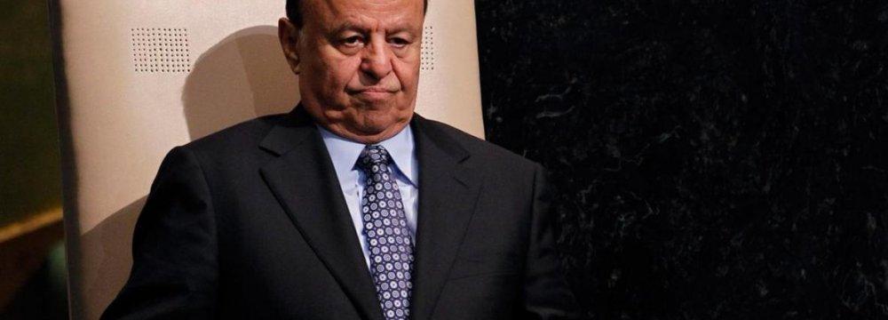 Yemen President Resigns