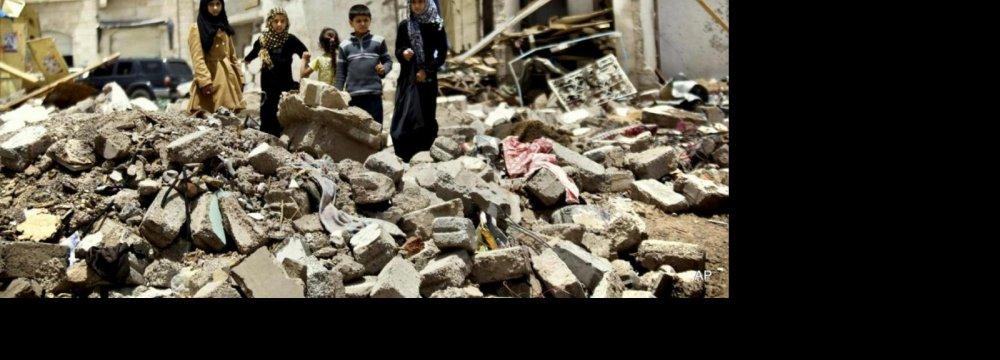 Saudi Blockade Leaves 20m Yemenis in Crisis
