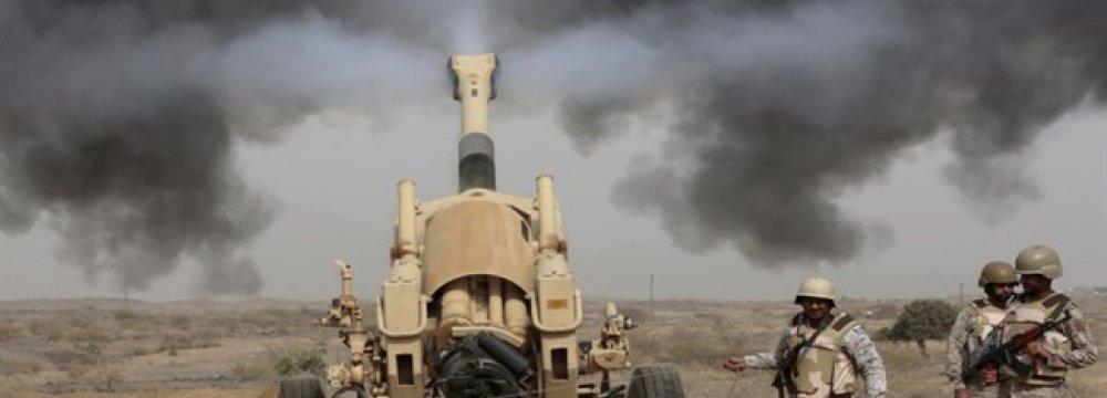 Saudis Desperate About Yemen