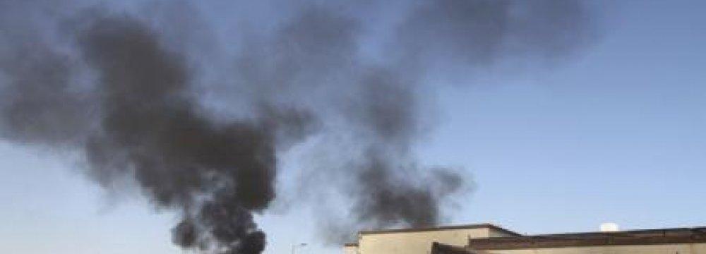 Sudanese Warplanes Enter Libya Airspace