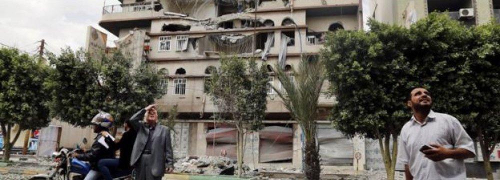 UAE Launches Fresh Yemen Attacks