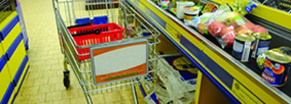 Food Prices Decline