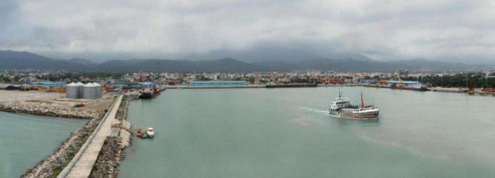 Transit Via Nowshahr Port