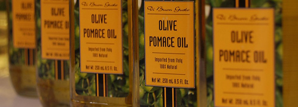 Olive Oil Warning