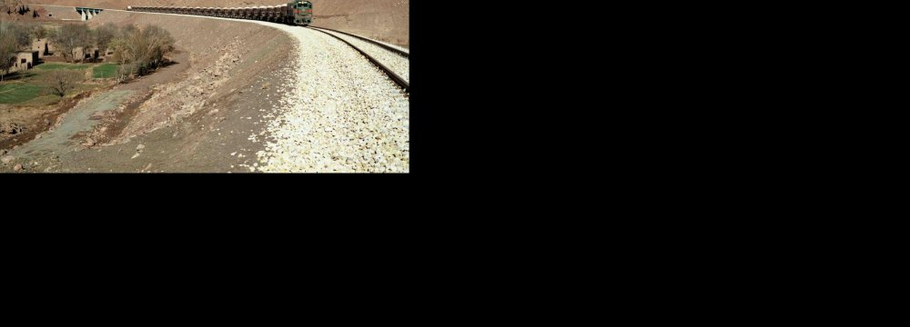 Iran Freight Transport on Growth Path