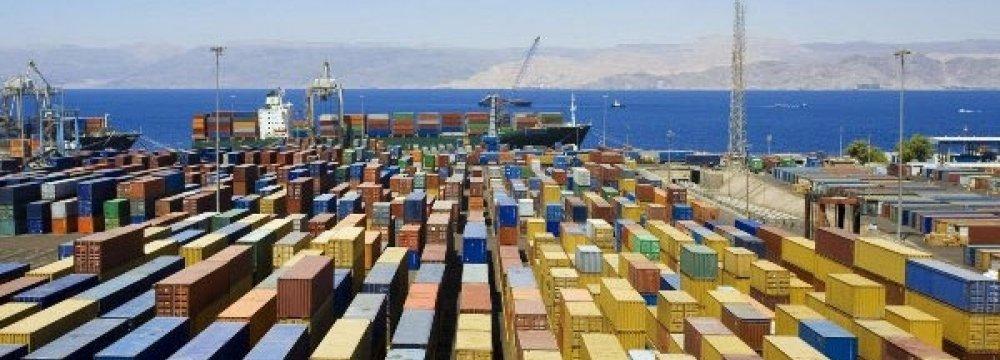 E. Azarbaijan Exports Up