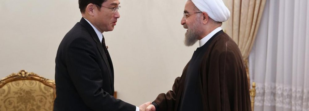 What Next in Iran-Japan Relations?
