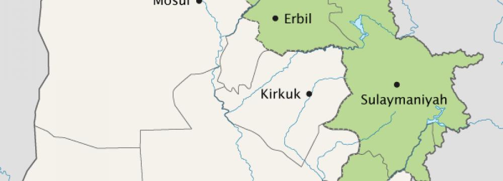 Ties With Iraqi Kurdistan