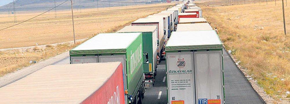 Direct Transport to Iraq