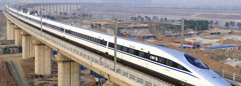 China Seeking to Link Iran to  New Silk Road Initiative