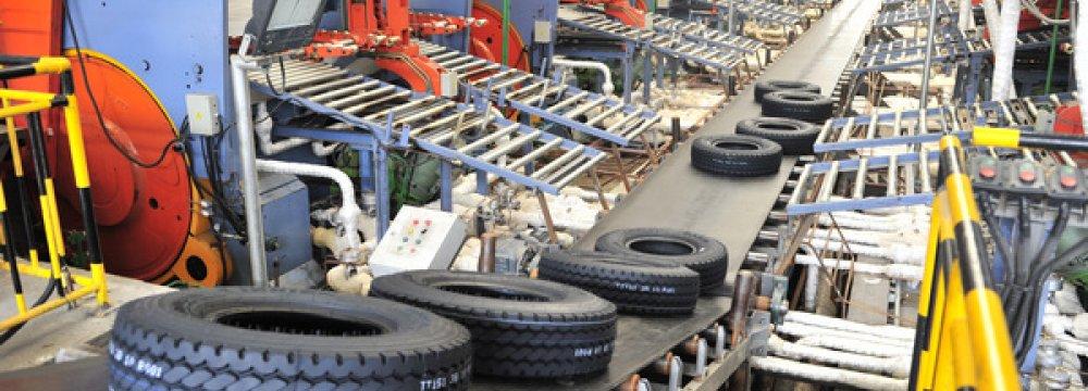 Iran Breaks Ground on €200m Tire Plant
