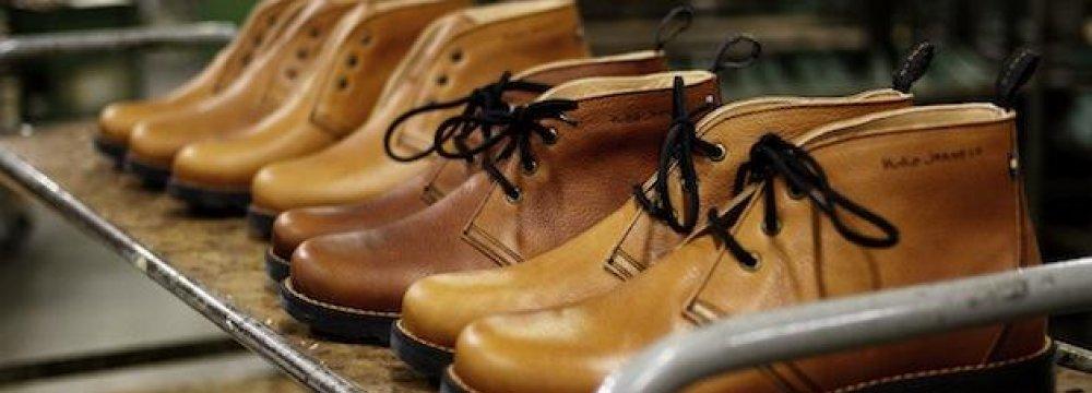 Footwear Exports Diminishing