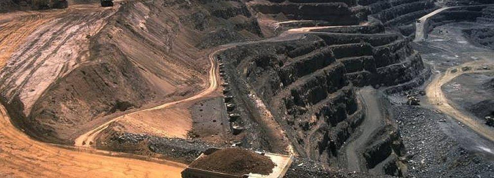 Mazandaran 2nd Mineral-Rich Province