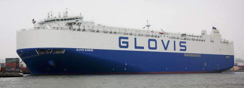 S. Koreans Tour Shahid Rajaie Port