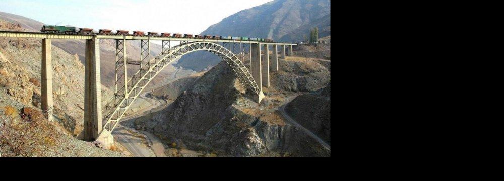 Iran Plans to Emerge  as Regional Transit Hub