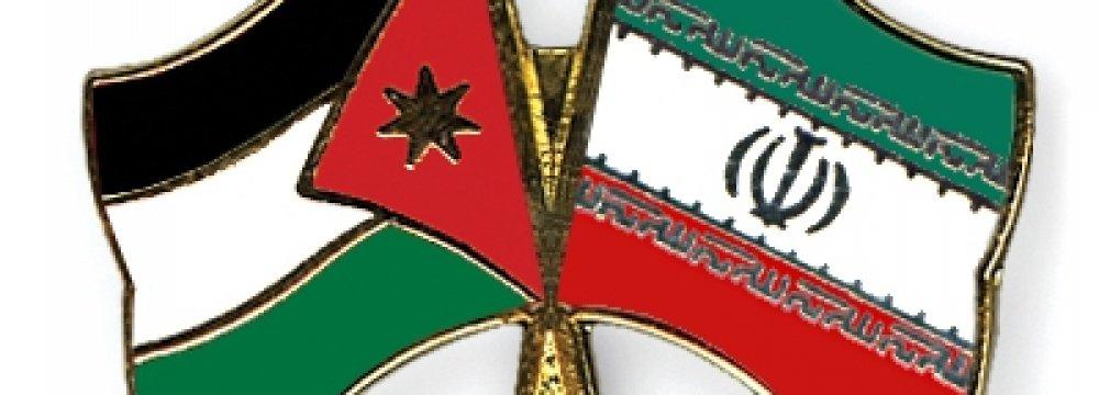 Jordanian Mission Due