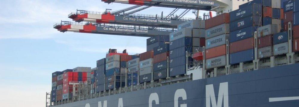French Ship Makes Bushehr Port Call