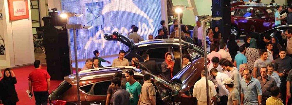 Italians to Partake in Shiraz Expo