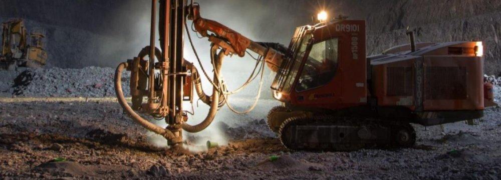 Mining Growth