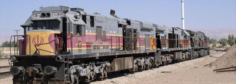 Railway Transit Up 50%