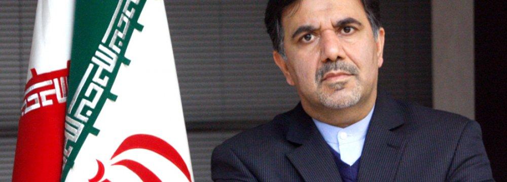 Iran, Armenia Hold Transport Talks