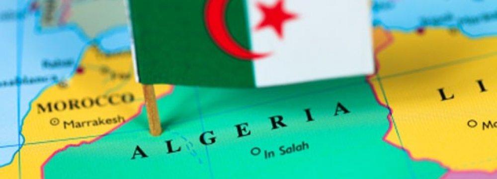 Ties With Algeria