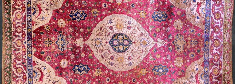 Iranian Carpets Ready to Reclaim World Market Share