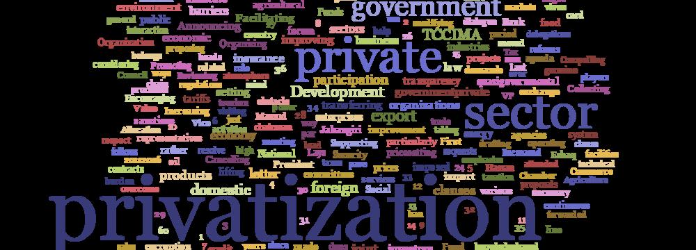 Private Sector's Pivotal Role in New Economic Climate