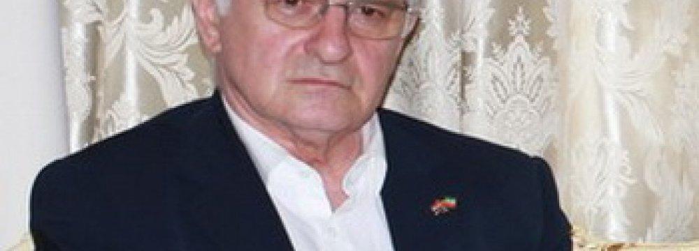 Croatian Delegation  in Shiraz