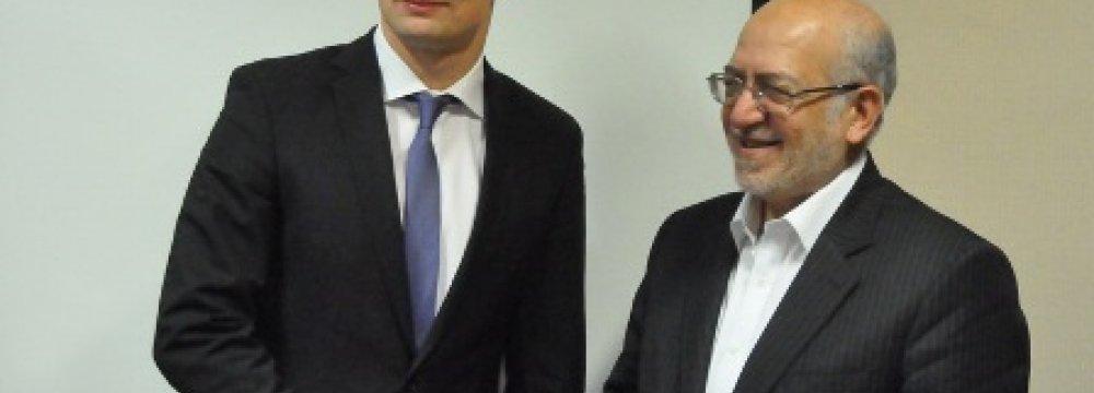 Tehran, Budapest to Reestablish Economic Commission
