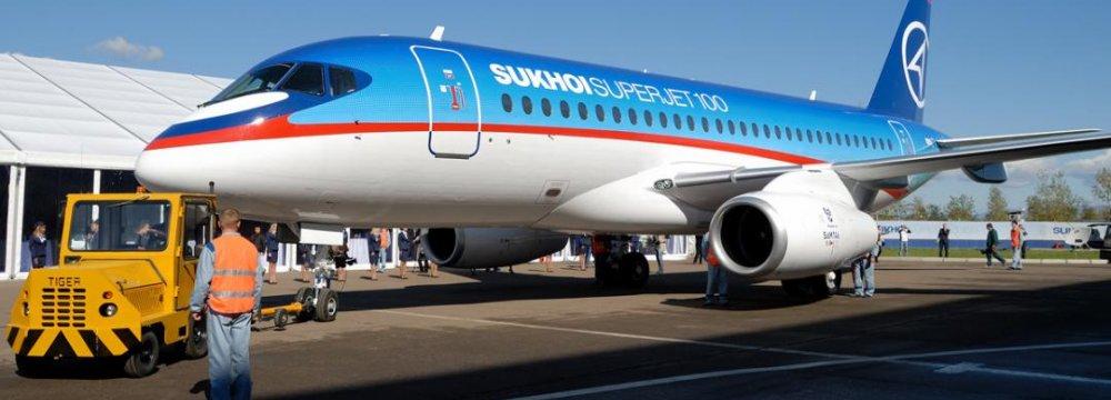 No Plans to Buy Sukhoi Superjet