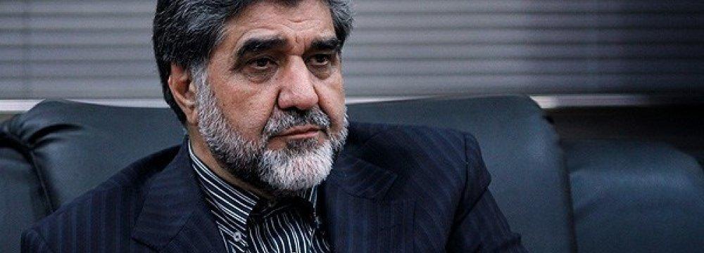 Tehran's Share of Economy