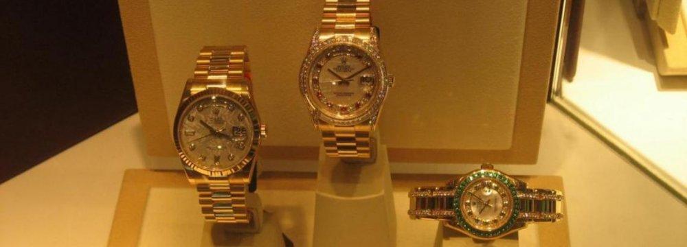 Wristwatch Imports