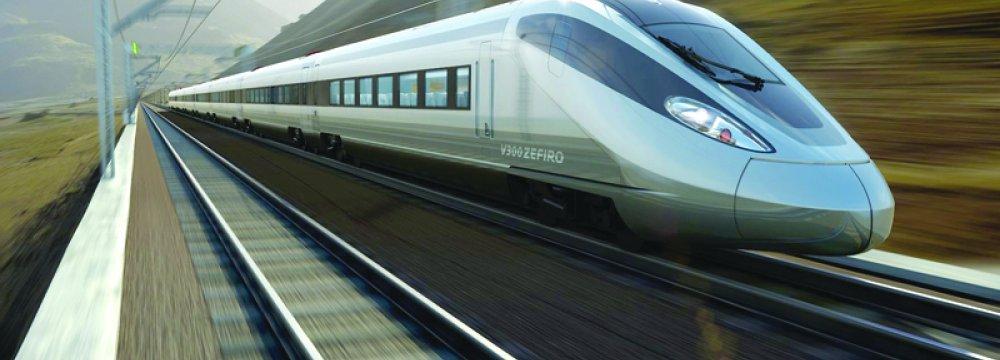 CBI, China Discuss Funding Electric Train Project