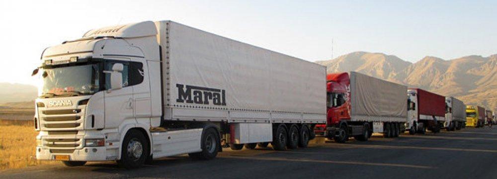 H1 Goods Transit at 6m Tons