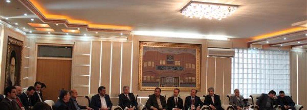 Tabriz Boosting Trade Ties With Konya