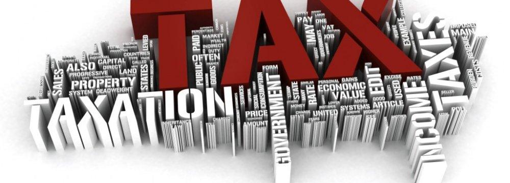 Torkan Proposes Higher Taxes, Tariffs