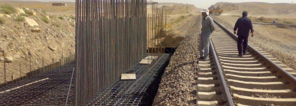 Hamedan to Join Rail Network