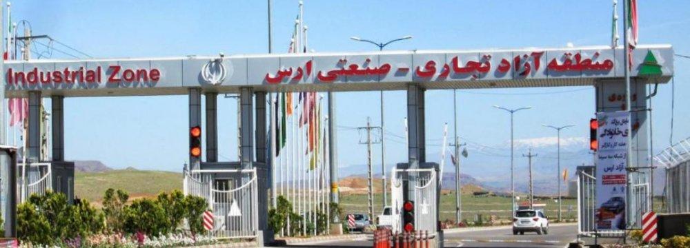 Aras to Boost Iran-Armenia Trade
