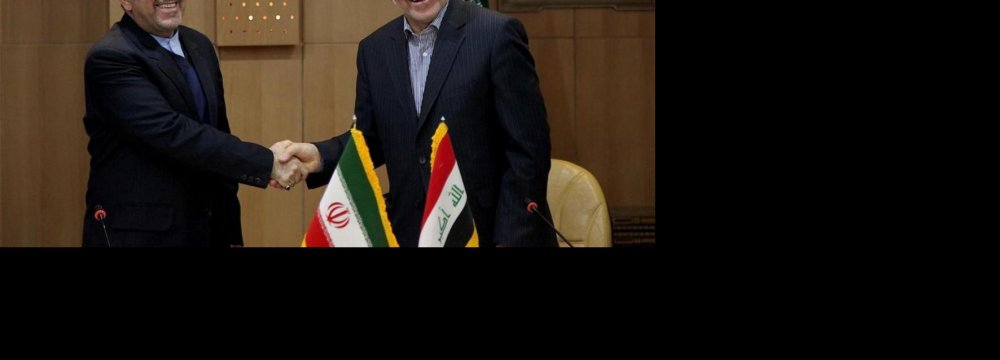 Iran, Iraq Agree to Link Railroads