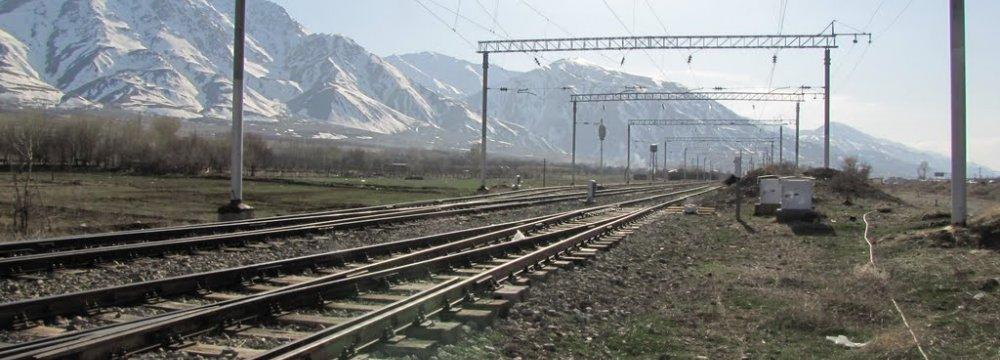 Inche Boroun Railway Cargo
