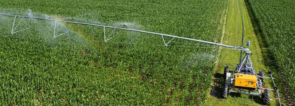 Irrigation Reform  to Help Revive Farming