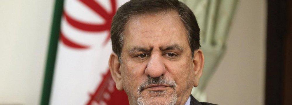 VP Calls for Parliament Support