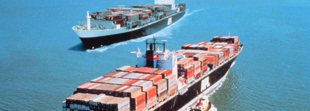 Maritime Trade Tops 140m Tons