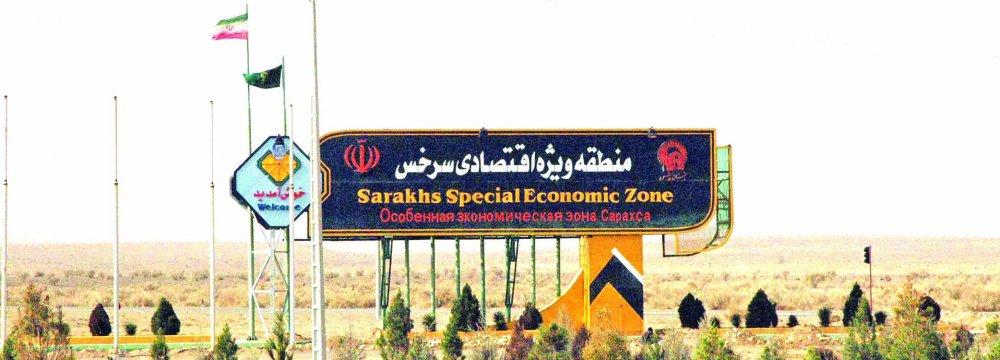 Sarakhs Exports Grow 217%