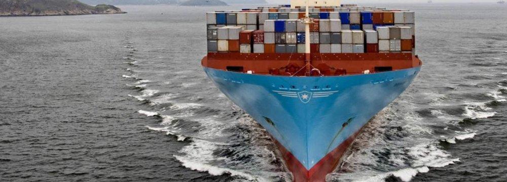 Iran, India Direct Shipping Line