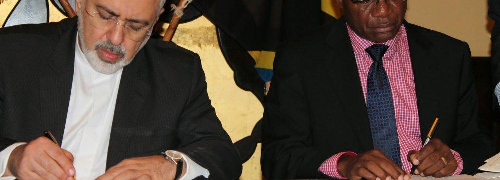 Tanzania-Iran Relations: Changing the Dynamics