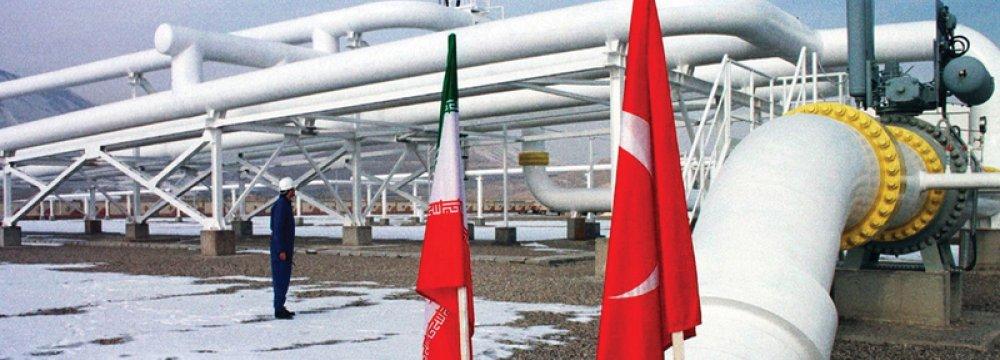 $5b Non-Oil Trade With Turkey