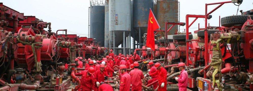 Argentina, China Lead Shale Development Outside N. America
